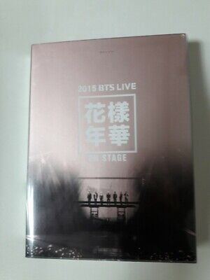 BTS 2015 HYYH LIVE In the Mood of Love ON STAGE DVD Photo Book SET No PhotoCard
