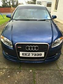 Audi A4 *low miles*late 2005
