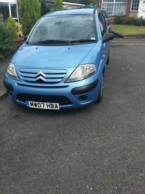 Citreon C3 Cool - Blue **Great First Car** Reliable Runner **Good Condtion**