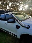 Stainless snorkel ranger PX2 PXII with fitting kit East Cannington Canning Area Preview