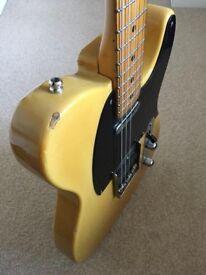 1985 Fender Telecaster 52 Reissue Butterscotch Blonde MIJ