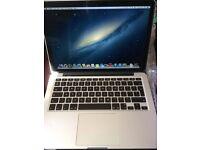 Apple Macbook Pro (Late 2012) 8GB RAM.