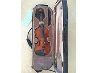 Full Size Violin in Excellent Condition.