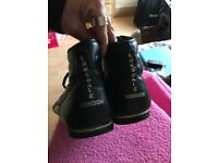 Boxing shoes trainers size 8