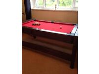 pool/air-hockey table