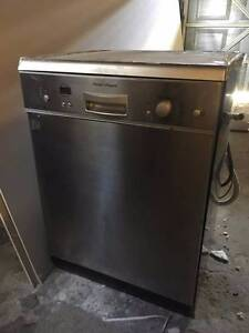 Stainless Steel Fisher & Paykel Dishwasher Tempe Marrickville Area Preview