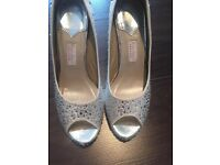Rainbow Club Wedding Shoes- Orvietto- Size 6