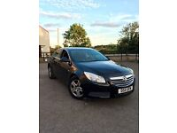 2011 Vauxhall Insignia 2.0 Exclusiv CDTi Diesel Automatic 5 Door Hatchback FSH HPI Clear High Spec.