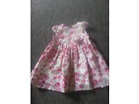 6-9 months girls dress