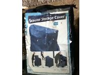 mobility scooter simplantex deluxe storage cover