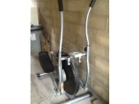 Cross trainer for sale. Good condition