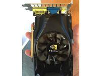 Nvidia GTX650ti graphics card for sale