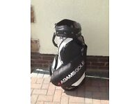 Adams golf bag.