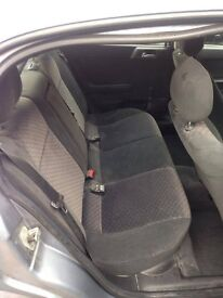2003 1.6L silver Vauxhall Astra - manual - 71k miles - 7 months MOT