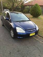2000 Honda Civic Hatchback Auto 1 year rego Chester Hill Bankstown Area Preview