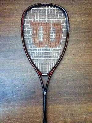 Wilson Burn FST 95 Tennis Grommet Buffer Bumper Strip Set