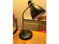 Black Office Desk Lamp