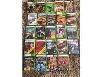 Xbox 360 games All working