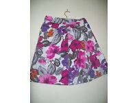 Size 8 womens skirts