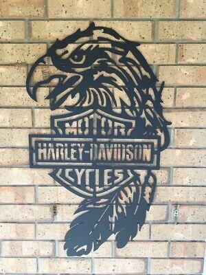 HARLEY DAVIDSON SCREAMING EAGLE Man Cave, SHED OR BAR Sign