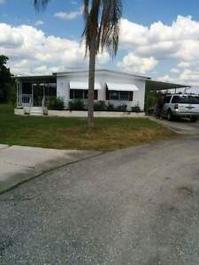 Double Wide Mobile Homes, North Fort Myers, Florida