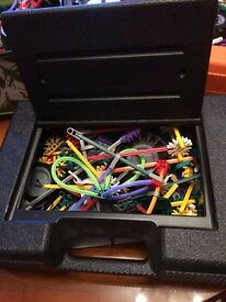 3 boxes of knex