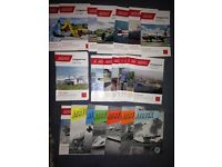 Airfix Magazines from No 1 onwards vintage