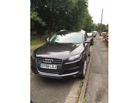 "Audi Q7 3.0 Quattro TDI 22"" alloys dvd system bose speakers FULLY LOADED"