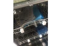 Indiset integrated dishwasher brand new