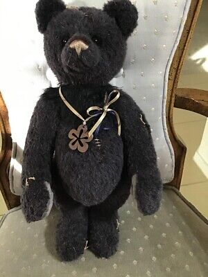 Charlie Bears RICHARD 2020 Isabelle Mohair Collection 13.5