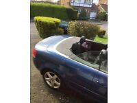Audi A4 Convertible 3.0 Petrol. M.O.T Automatic . Excellent Condition.