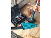 Drill /strimmer/ hedge trimmers