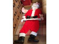Delux Santa suit