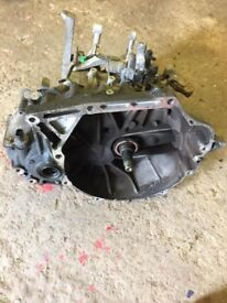 2004 - 2006 HONDA CIVIC TYPE R EP3 2.0 LTR 6 SPEED GEARBOX
