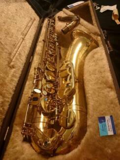 Selmer Super Action 80 Tenor and mouthpieces Brisbane City Brisbane North West Preview