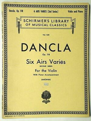 La Folia by Arcangelo Corelli Violin Solo with Piano Accompaniment F1127