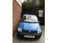 Fiat Panda 2004 petrol for parts of to fix