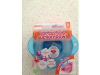 Vital suction bowl