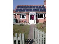 EXCHANGE OFFERED - 2 bed bungalow