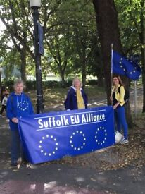 REMAIN! Just finished uni? Great Cross Party Political Intern/Project Manager, Suffolk EU Alliance