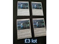 Magic the Gathering Playset (x4) of Welding jar from Mirrodin
