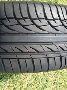 One 205 50 17 tyre with 70% tread. No leaks. Call  Prestons Liverpool Area Preview