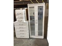 Ready built wardrobes brand new