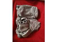Caboo close + organic cotton carrier