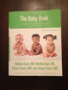 The baby book by Sears