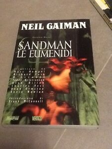 SANDMAN VOLUME NOVE: LE EUMENIDI MAGIC PRESS FUORI CATALOGO NUOVO LEGGI!! - Livorno, LI, Italia - SANDMAN VOLUME NOVE: LE EUMENIDI MAGIC PRESS FUORI CATALOGO NUOVO LEGGI!! - Livorno, LI, Italia