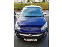Vauxhall Adam Blue