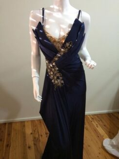 navy dress Old Guildford Fairfield Area Preview