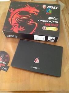 Brand new MSI gp 62 Leopard gaming  nbk laptop,Swap for rego bike Mundulla Tatiara Area Preview
