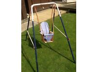Baby/toddlers swing